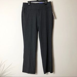 Apt 9 Grey Cropped Pants